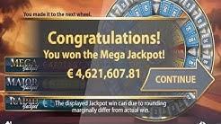 €3.3 million in Mega Fortune and €4.6 million in Mega Fortune Dreams In 5 Days!