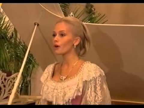 """""""Сей поцелуй"""" - романс Анны из сериала """"Бедная Настя"""", премьерная версия."""