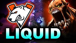 VP vs LIQUID - INSANE ENDING THRONE MADNESS!!! - LEIPZIG MAJOR DreamLeague 13 DOTA 2