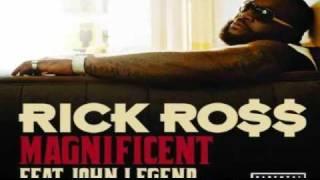 Rick Ross ft John Legend Magnificent Lyrics