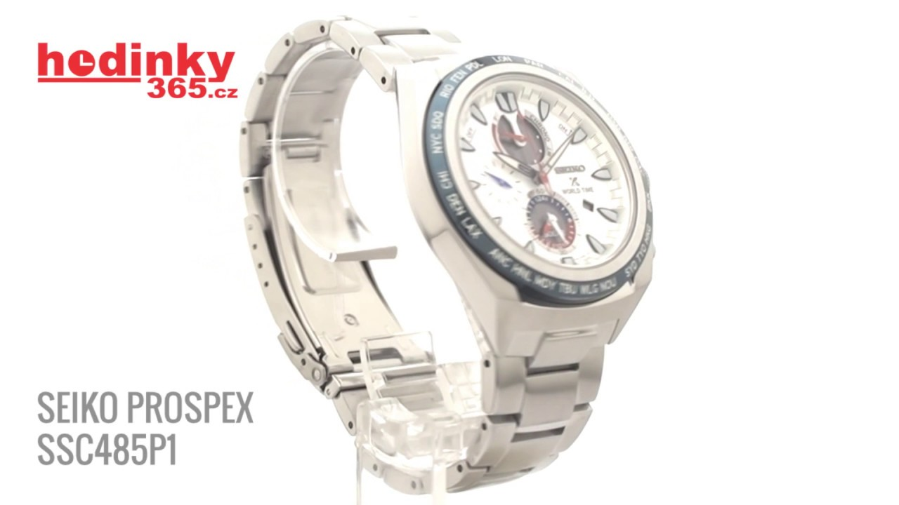 Seiko Prospex SSC485P1 - YouTube 80644314ca4