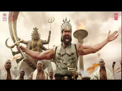 Bahubali Mamatala Talli song promo (fan made)