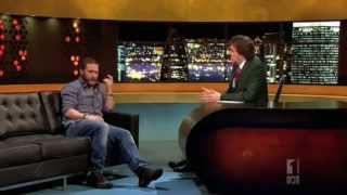 Tom Hardy on Jonathan Ross Show (11.02.2012) (русские субтитры)