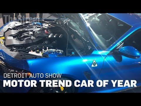 Alfa Romeo's Giulia Named Motor Trend Magazine's Car of the Year