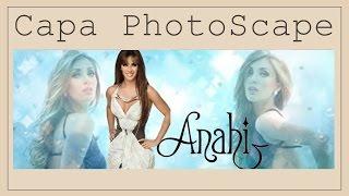 Capa PhotoScape Anahi