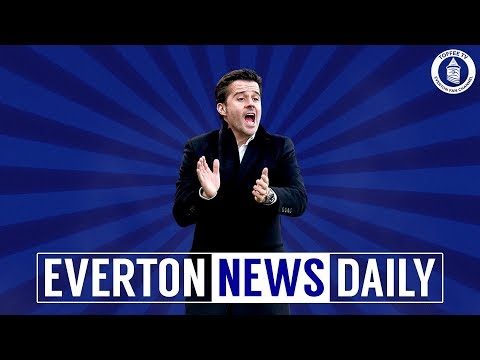 Everton Want Long Term Manager | Everton News Daily