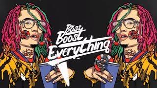 Lil Pump - Drug Addicts (NIN9 Trap Remix) [Bass Boosted]