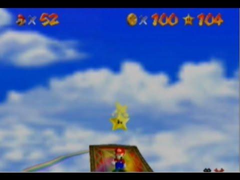 Super Mario 64 Episode 16-100 Coin Stars
