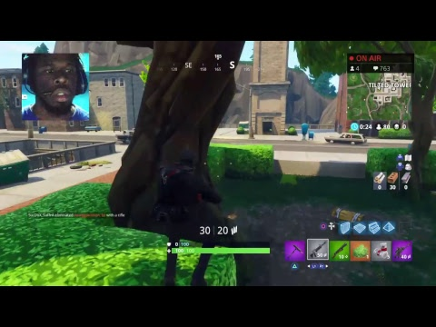 Tilted towers destroyed by meteor update journey to 2500subs!!!