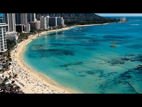 HAWAII  - HONOLULU  - VLOG # 33 - WAIKIKI BEACH - DRONE VÍDEO - AVAI