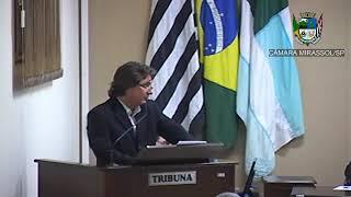 14ª Sessão Ordinária - Vereador Beto Feres