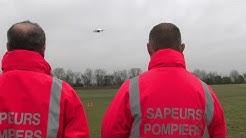Les sapeurs pompiers des Deux-Sèvres bientôt assistés d'un drone dans leurs missions