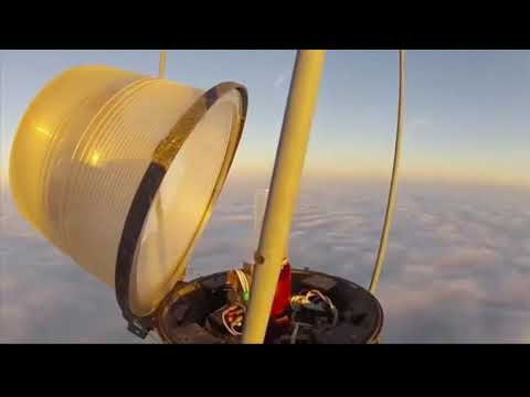 Bulb Changing On 2000 Ft
