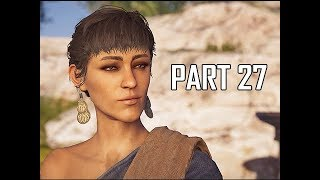ASSASSIN'S CREED ODYSSEY Walkthrough Part 27 - Witch (Let's Play Commentary)