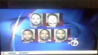 WABC News Harrison, NY Home Invasion Arrests