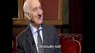 Rudolf Barshai talks about SHOSTAKOVICH (1/3)