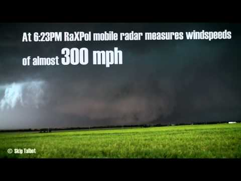 El Reno - Chasing The Largest Documented Tornado
