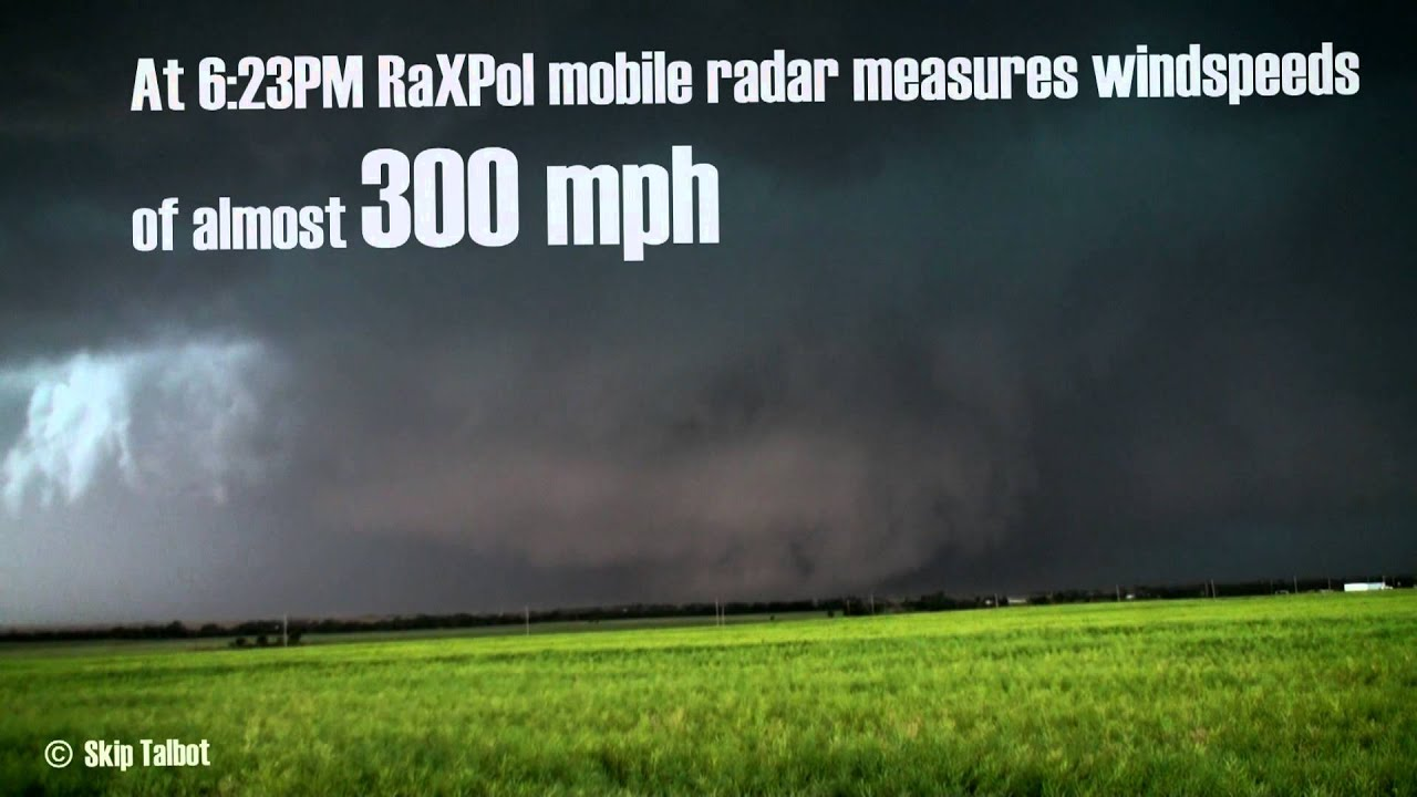 the el reno ef5 chasing the largest tornado ever youtube