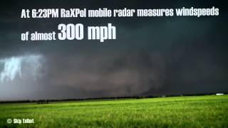The El Reno EF5 - Chasing the Largest Tornado Ever