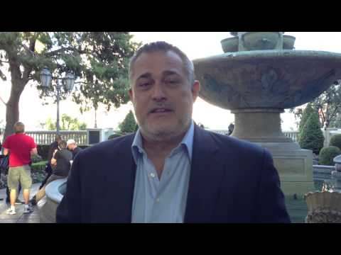 C-Suite with Jeffrey Hayzlett: Filming in Las Vegas