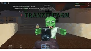 FARM BLACK OPS 2 CUSTOM ROBLOX ZOMBIES MAP