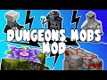 Gambar cover Minecraft - Dungeons Mobs Mod Review