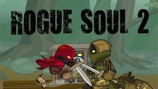 Rogue Soul 2 • Gameplay by Mopixie.com