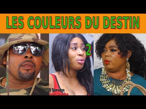 LES COULEURS DU DESTIN Ep 2 Theatre Congolais avec,Daddy,Omary,Moseka,Ada,Facher,Princesse,Moseka