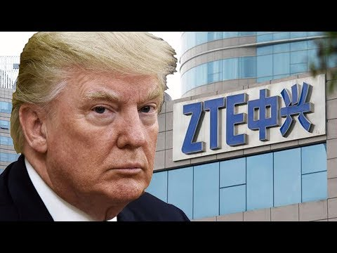 Did Trump Cave to ZTE and China?