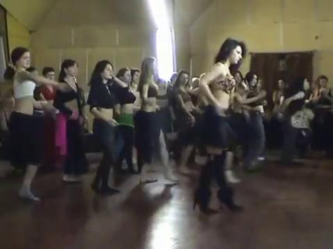 Мария Шашкова Bellydance - хореография в арабском танце