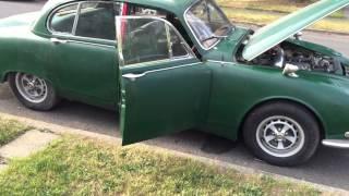 1966 jaguar s-type 3.8 380 sor sale
