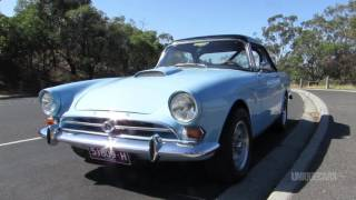 1965 Shelby-powered Sunbeam Tiger | Unique Cars Magazine
