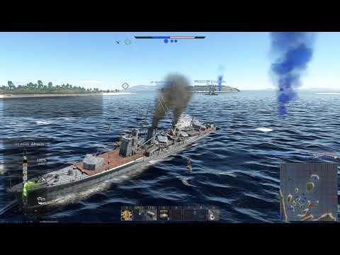 War Thunder ship - Imperial Japanese Navy