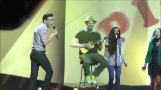 Eurovision 2013  Malta - Gianluca - Tomorrow - Final dress rehearsal