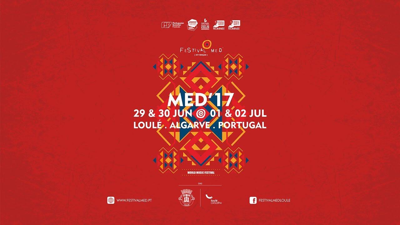 Resultado de imagem para festival mED 2017