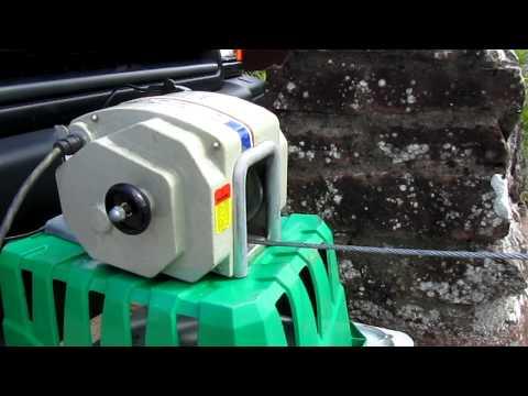 Power Winch VR 192