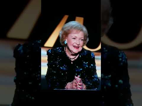 Betty White At the Emmys 2018