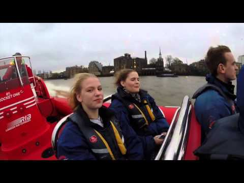 London RIB Voyage Nov 14