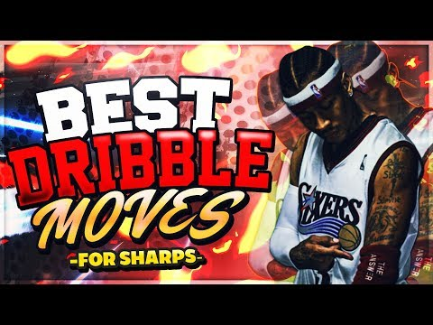 BEST DRIBBLING ANIMATIONS FOR A PURE SHARP BUILD IN NBA 2K19! ONLY THE PROS USE THESE ANIMATIONS!!