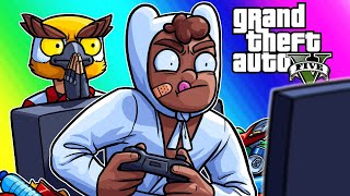GTA5 Funny Moments - Basically