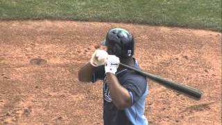 2014 Tampa Bay Rays Spring Training Highlights: Game 12 vs Blue Jays