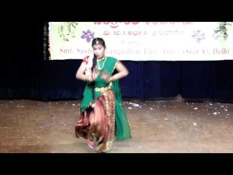 Telugu Folk sankranti solo