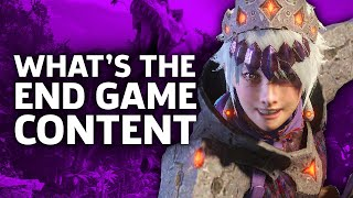 What to Expect from Monster Hunter World's End Game