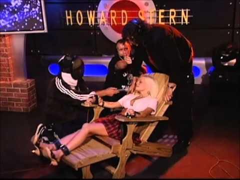 Howard Stern Maria Menounos Tickle Chair Video – The Tickle Chair
