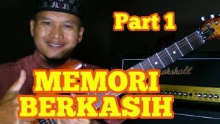 Tutorial Melodi MEMORI BERKASIH part 1 || VERSI NELLA KHARISMA || Tutorial Melodi Dangdut Termudah