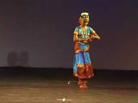 Apoorva's performance in Shantala Dance Festival in Bangalore India- July 25th 2013