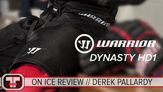 Warrior Dynasty Girdle and Shell // On-Ice Review