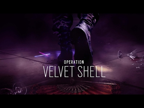 Tom Clancy's Rainbow Six Siege - Velvet Shell Trailer