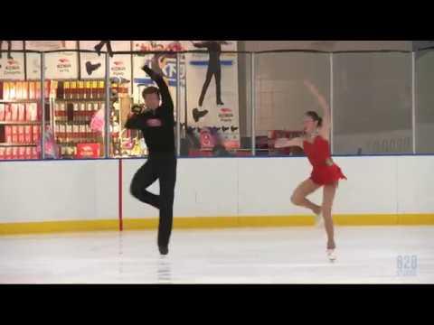Lu Mitrofanov 2019 Skate Detroit SP