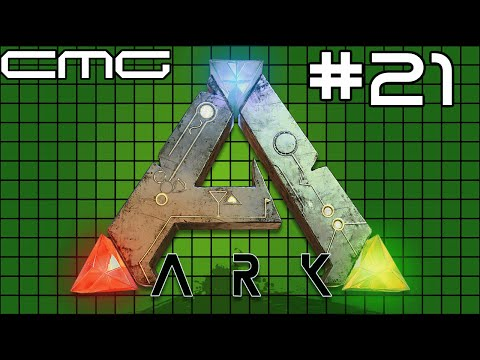 Ark: Survival Evolved - Part 21 - I Tamed a Human!??